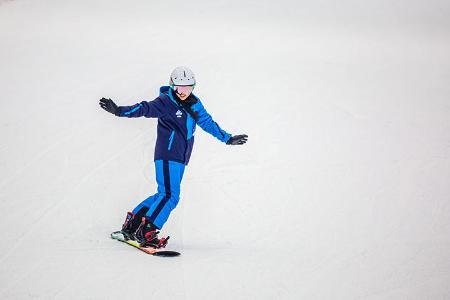 广州融创雪世界-广州融创雪世界 中/高级道4小时滑雪票 双人票 上午场(入场时间10:00-11:30)