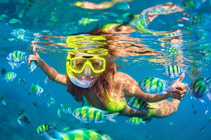 【海岛游】美娜多6天*浮潜火山<豪华酒店,布纳肯出海浮潜,MAHAWU火山,火山花园餐厅,五色湖>