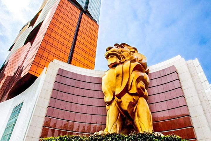 澳门美高梅酒店MGM-金钻套房-净房(两房一厅)