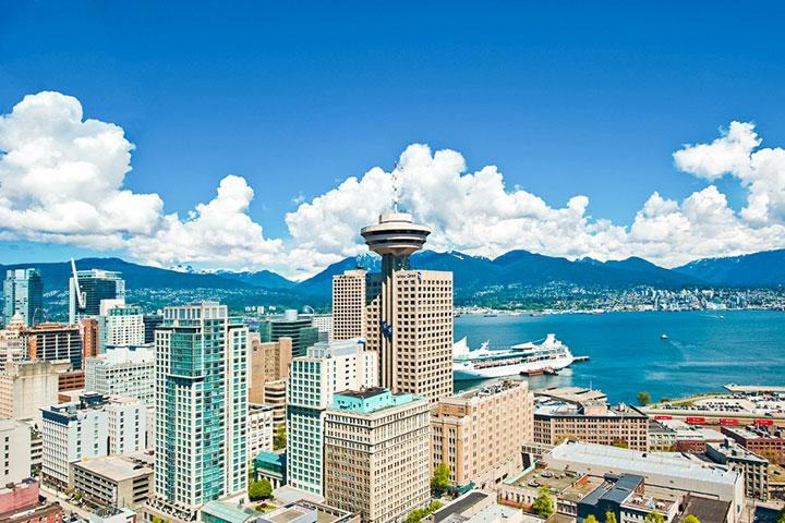 【颂·博览】加拿大西岸、育空白马10天*温哥华豪华酒店*玩美追光*极地温泉及北极圈证书<维多利亚布查特花园,狗拉雪橇,温哥华观光塔餐>