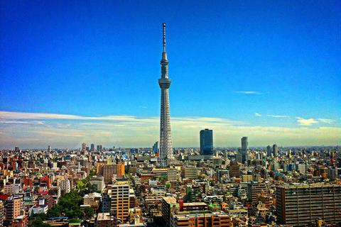 【自由行】日本东京5-9天*机票+WIFI*即时确认 *广州往返<正点航班,超大行李额46KG>