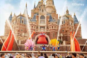 【一次入园含代金券】上海迪士尼乐园成人/儿童/长者酷爽夏日下午场票