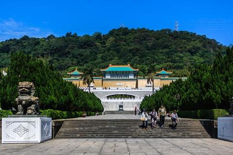 臺北故宮博物院門票(贈嘉義南院門票)