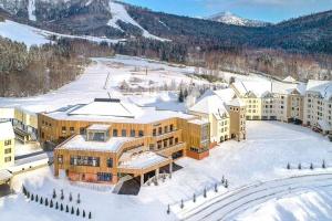 【单订房】日本5天*北海道Tomamu*ClubMed度假村*等待确认<一价全包,北海道优质粉雪,体验夜间滑雪别样刺激>