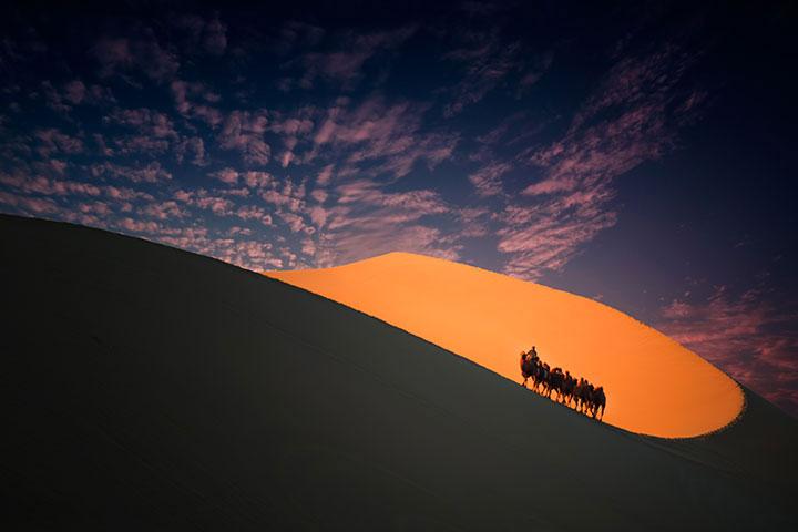 【尚·深度】摩洛哥10天*撒哈拉沙漠*升级版<撒哈拉沙漠赏星空,拜访柏柏尔人村落,菲斯连住2晚,卡萨布兰卡海鲜餐>