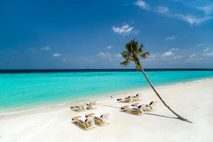 【自由行】马尔代夫(北丽世岛)6天*机+酒*广州往返*等待确认<2019年开业、私人泳池,双A级沙滩和浮潜,快艇上岛或水上飞机上岛>