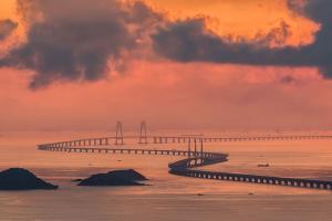 【游览】香港1天*港珠澳大桥观光之旅*星光大道   海港城DFS*含1午餐*GAFQ拼团*B01