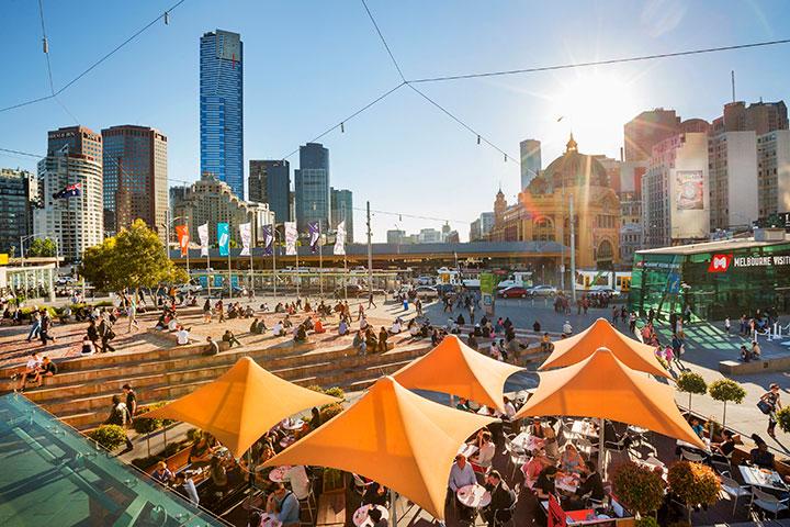 【尚·慢享】澳洲9天*大堡礁*悉尼墨尔本*纯玩*澳自游<歌剧院入内参观,经典城市自由活动>