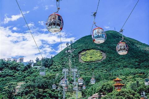 香港海洋公园-香港海洋公园 特色餐厅午餐餐饮劵 电子餐劵(含头盘+餐汤+主菜+甜品+现磨咖啡或茶))