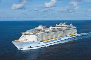 【加勒比海邮轮】皇家加勒比游轮海洋和悦号 美国-洪都拉斯-巴哈马群岛-墨西哥*加勒比海度假游12天<全球至大邮轮22万吨,肯尼迪航天中心,赠送指定岸上游活动>