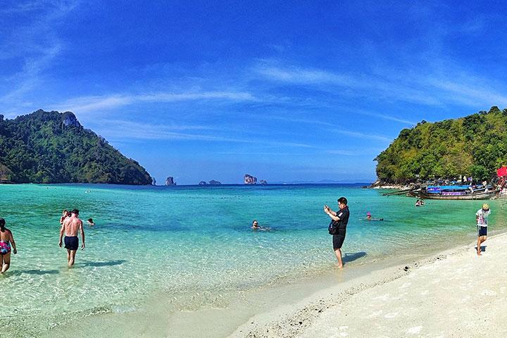 【当地玩乐】泰国普吉1天*阿童木号大船|攀牙湾经典一日游