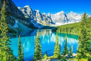 【尚·博览】加拿大东西岸14天*落基山国家公园*露易丝湖*豪华酒店<班夫国家公园,牛扒餐,尼亚加拉大瀑布+skylon tower瀑布餐>