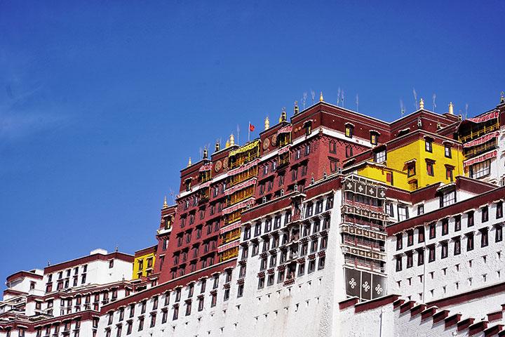 【尚·深度】西藏、拉萨、日喀则、三飞6/7天*双圣湖*全程入住四星酒店*纯玩不自费<纳木措,羊卓雍措,行者黑帐篷,布达拉宫>