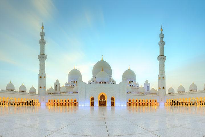 【尚·休闲】阿联酋迪拜、阿布扎比5-6天*乐享帆船酒店<帆船酒店170平方米复式海景套房,猎鹰博物馆,河畔小镇>