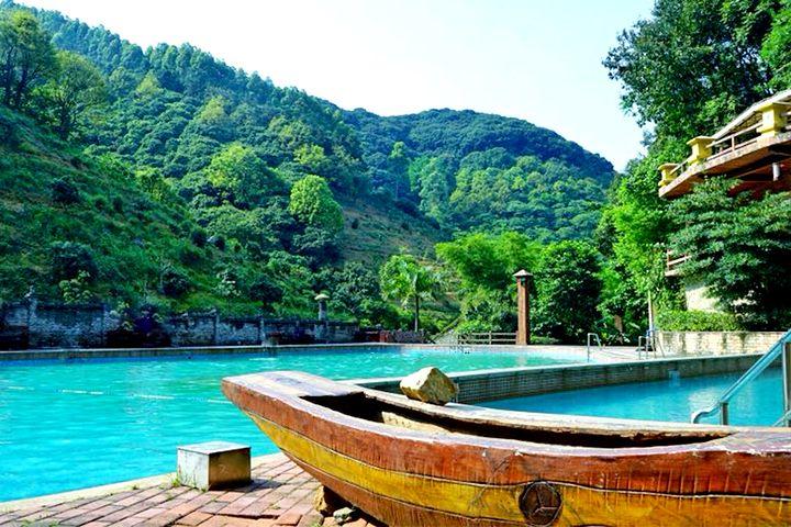 广州外婆家森林生态度假区-高级双床房