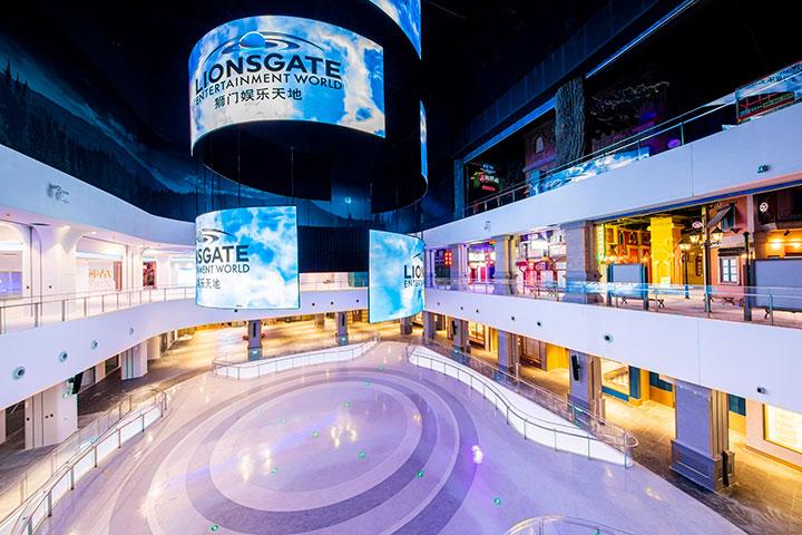 【乐园】珠海狮门娱乐天地1天*全感官电影主题互动体验*沉浸式游乐设施*一票通玩