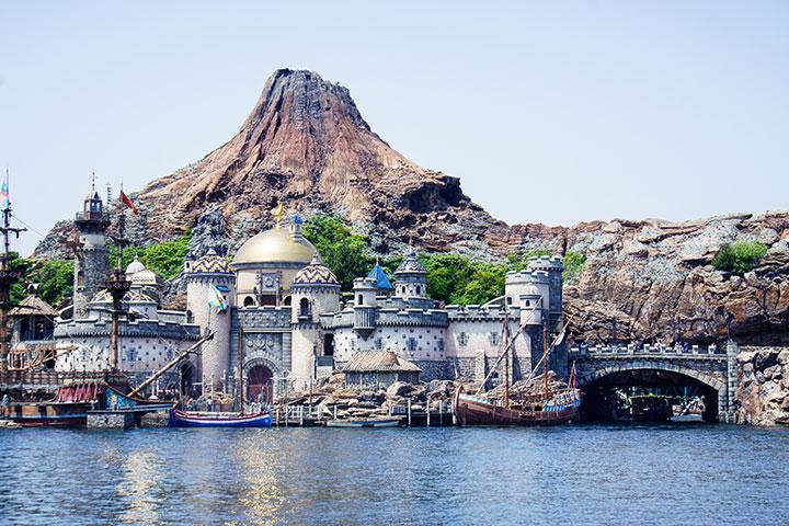 东京迪士尼海洋乐园-东京迪士尼乐园海洋学生票(12-17岁)-舞滨站集合取票