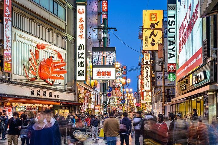 【誉·深度】日本好食在赏樱限定、本州6/7天*美食巡礼*限定花见餐厅*奈良穿和服喂食萌鹿*观富士山温泉酒店*广州往返<寿司制作,蟹道乐名蟹料理,鲍鱼海鲜锅,和牛料理>