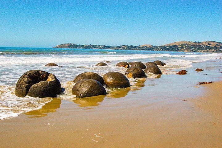 【誉·深度】新西兰南岛9天*奢享*纯玩<米佛峡湾过夜巡游,瓦纳卡四驱车之旅,库克山冰川观光>