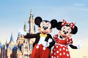 上海迪士尼乐园成人/儿童/长者【一日】门票【送价值80元美食套券】