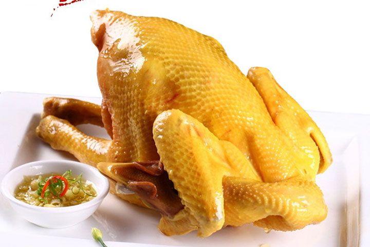 【贵食】梅州盐焗系列食品 真空包装 开袋即食(全国包邮)-客家盐焗老鸡750g*1只+盐焗鸡爪200g*1包+盐焗混合鸡翅200*1包