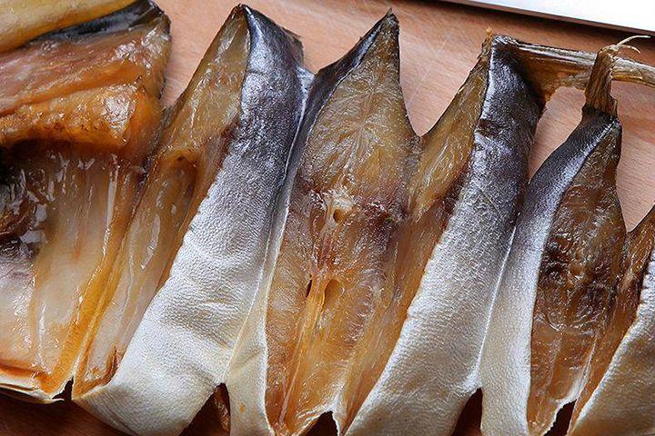 【盈香】高明盐花腊金鲳鱼干4条(广东省内顺丰包邮)-盈香生态园盐花腊金鲳鱼干4条