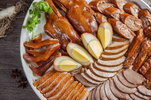 澄海日日香鹅肉欢乐三人餐