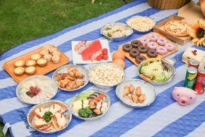 吉林恒大酒店艾葳格兰西餐厅烧烤主题海鲜自助晚餐(成人)