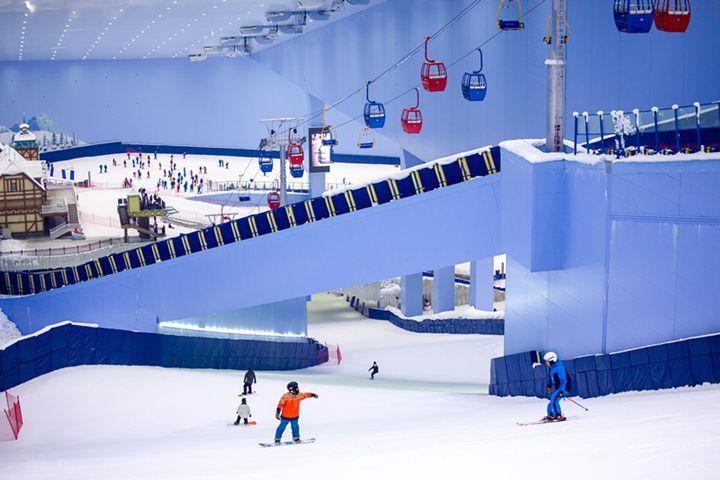 广州融创雪世界-广州融创雪世界 2小时娱雪女大学生票(夜场)(平日)
