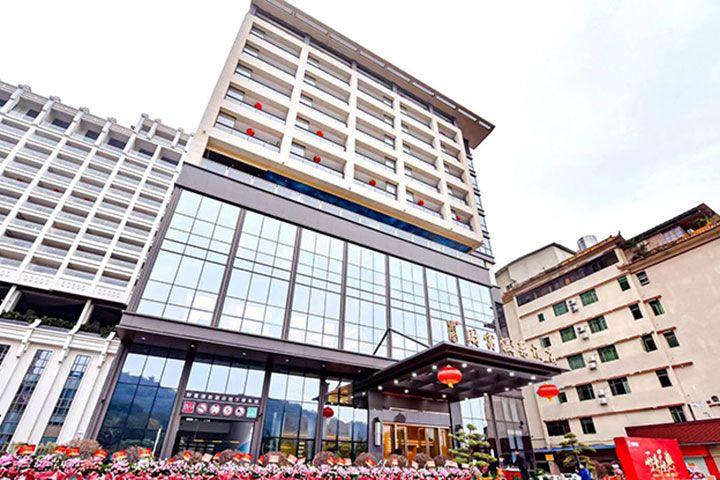 广州财富温泉度假酒店-雅典双床房