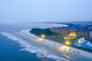 茂名浪漫海岸温德姆酒店