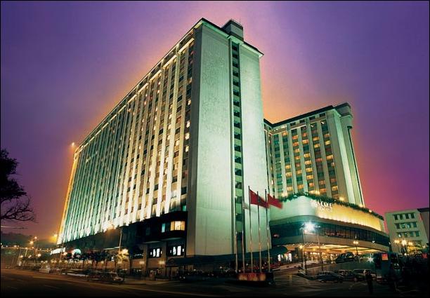 广州中国大酒店-豪华房3天2晚套票