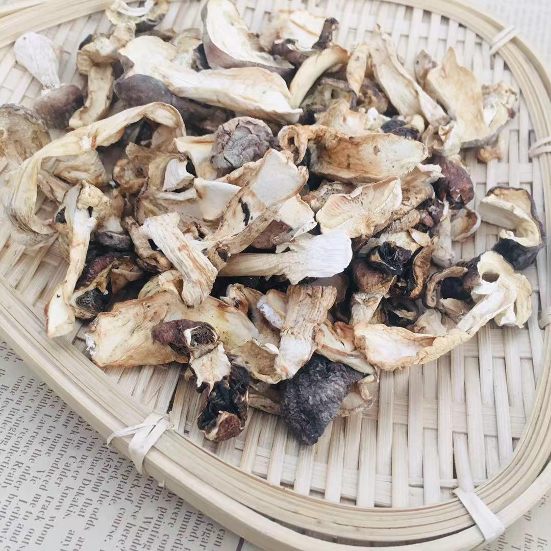 【助农】黔货优鲜黑鸡枞/鹿茸菌/赤松茸/姬松茸