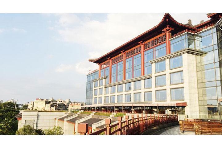 桂林香格里拉大酒店-豪华房(大/双床)