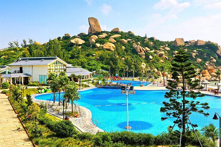 台山那琴半岛酒店(国家地质海洋公园)-豪华海景房(友邦兑换)
