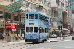 【代訂巴士】香港太子1天*代訂直通巴士車票