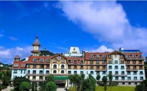 深圳东部华侨城黑森林酒店(正对茶溪谷)