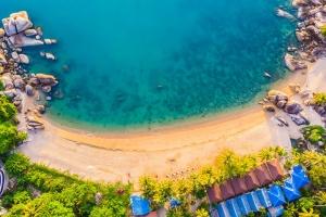 【自由行】泰国苏梅岛5天*全程海边豪华酒店+赠机场接送*香港往返<自在苏梅>