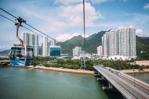 【休闲】香港昂坪2天*单程*去程直通巴士*含往返360标准缆车