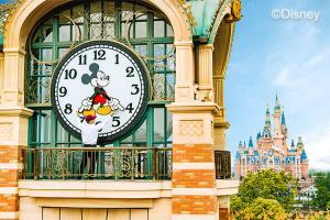 【梦想迪士尼】上海、杭州、双飞3/4天*上海智微世纪丽呈酒店*机票含税<二次确认>