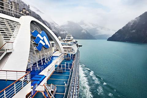 【阿拉斯加邮轮】公主邮轮红宝石公主号美国+阿拉斯加奇迹之旅13天<广州往返,冰河湾国家公园>