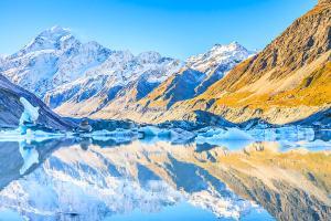 【當地玩樂】新西蘭南島全景9日游<慢游瓦納卡、冰川峽谷、趣萌企鵝>*等待確認