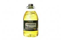 恒大興安油糧組合(低芥酸菜籽橄欖食用植物調和油4L+長粒香一號5kg)