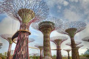 【典·休闲】新加坡5天*潮玩狮城<圣淘沙名胜世界自由活动,滨海湾花园,国家美术馆,充足自由活动时间,新加坡豪华酒店>