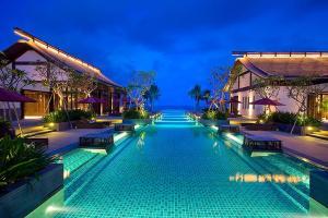 【預售/需二次預約】海南香水灣君瀾度假酒店獨棟泳池雙臥別墅3天2晚套餐