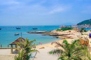 【海灘直通車】珠海外伶仃島2天*豪華酒店*含往返船票*雙程車位