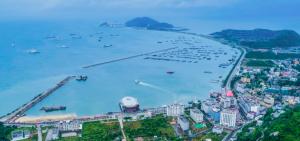 珠海桂山岛蓝色海岸精品民宿